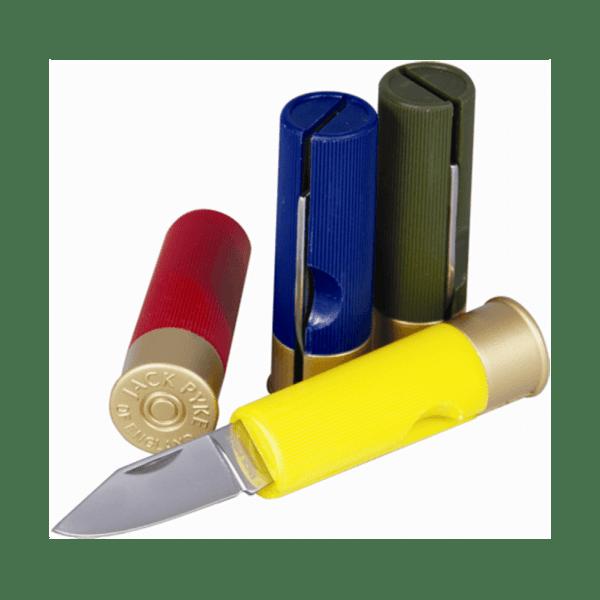 Сгъваем джобен нож Jack Pyke - Cartridge, в дизайн на патрон