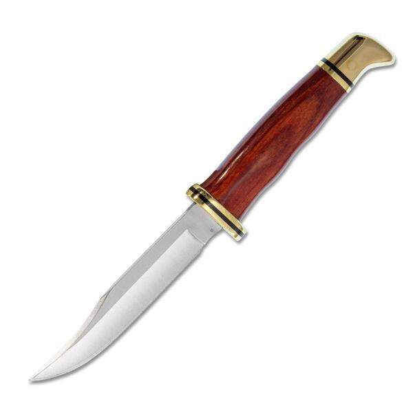 Ловен нож Buck - 2534, дръжка от тропическа дървесина