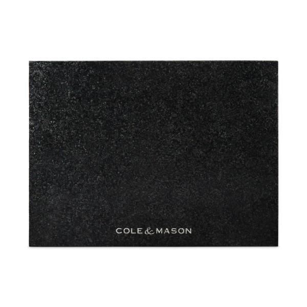 Гранитена подложка Cole & Mason - H112033, до 100°С, черен