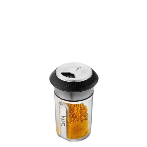 Стъклен дозатор Gefu - X-plosion, за различни подправки