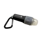 LED Фенер SplashFlash™, Черен цвят