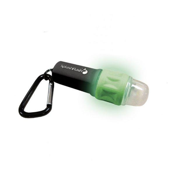 LED Фенер SplashFlash™, Зелен цвят