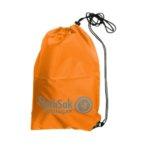 Стол SlothSak™, Оранжев цвят