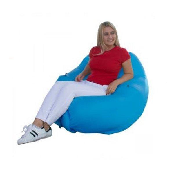 Стол SlothSak™, Син цвят