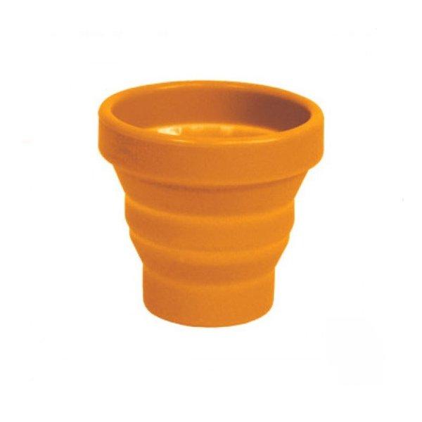 Сгъваема чаша, Оранжев цвят