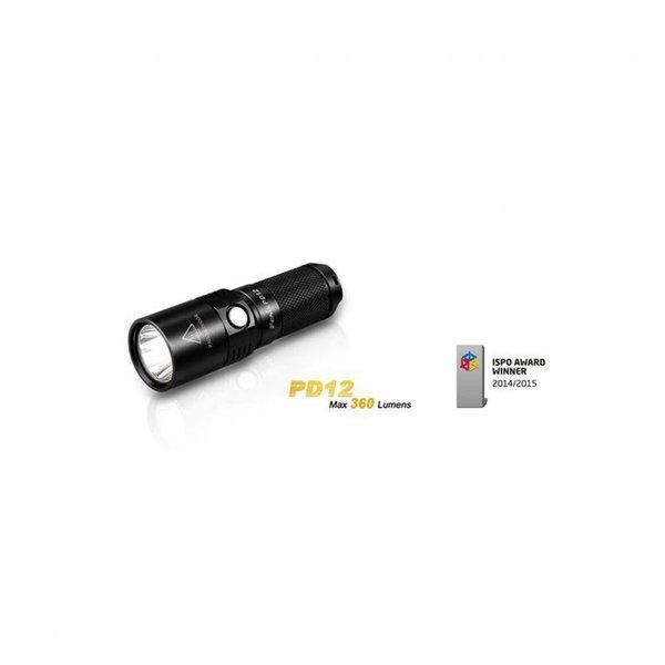 Фенер Fenix PD12 LED-360 Lumena