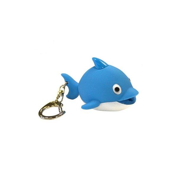 Ключодържател LED Рибка