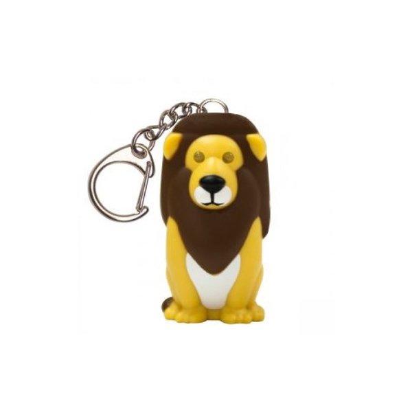 Ключодържател LED Лъв