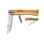 Сгъваем нож Opinel INOX N10 Tire-bouchon
