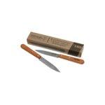 Домакински нож Opinel Office N102 дръжка бук, 2 броя в кутията
