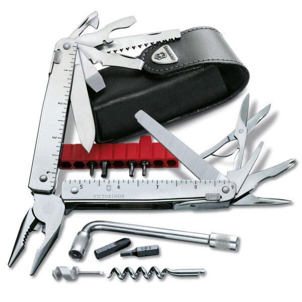 Мултифункционален инструмент Victorinox - SwissTool Plus