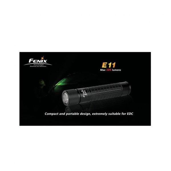 Фенер FENIX E11-105 лумена