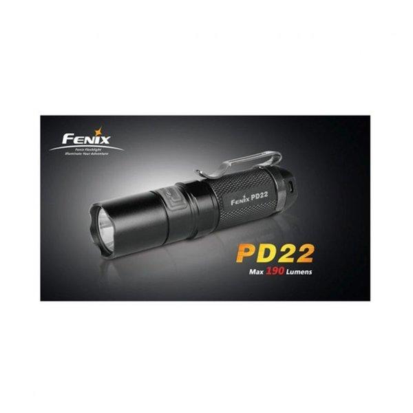 Фенер FENIX PD22-190 лумена