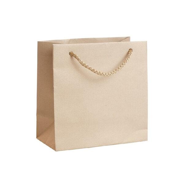 Подаръчен плик, размер S, златист