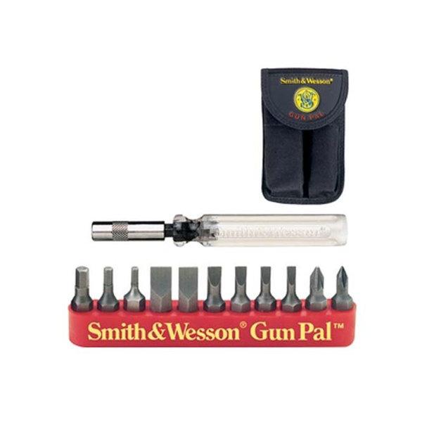 ОТВЕРТКА С НАКРАЙНИЦИ КОМПЛЕКТ GUN PAL Smith&Wesson