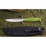 Нож MORAKNIV® SCOUT 39 SAFE, GREEN - 12022