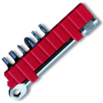 Victorinox комплект кутия, тресчотка и 6 накрайника