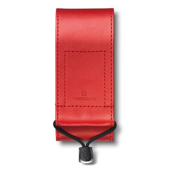 Калъф Victorinox Leather Imitation Belt Pouch Red