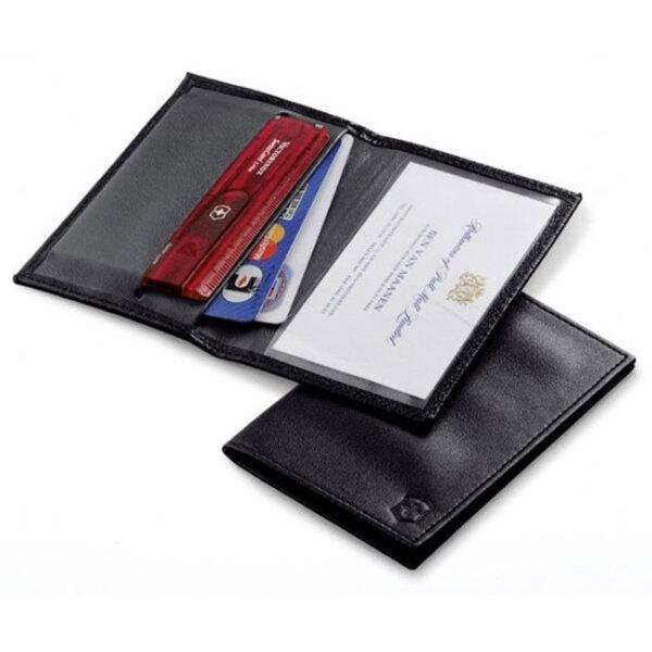 Кожен калъф Victorinox за Swiss Card