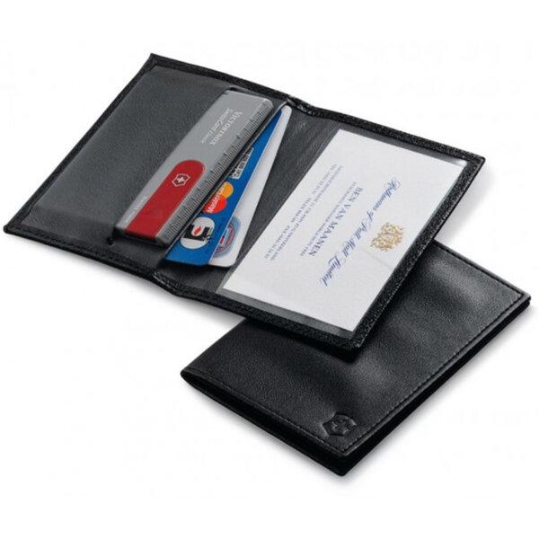 Калъф от изкуствена кожа Victorinox за Swiss Card