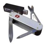 Нож Victorinox + МР3 player 1GB