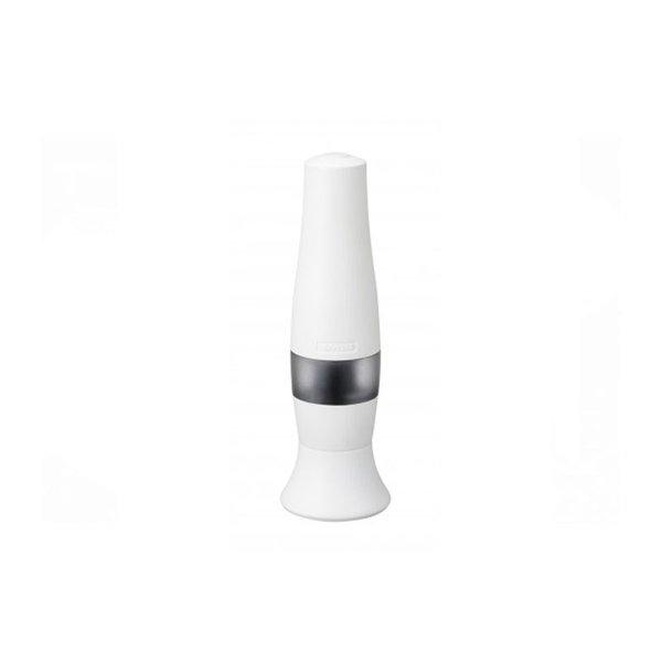 KYOCERA Електрическа мелница с керамичен механизъм - бяла