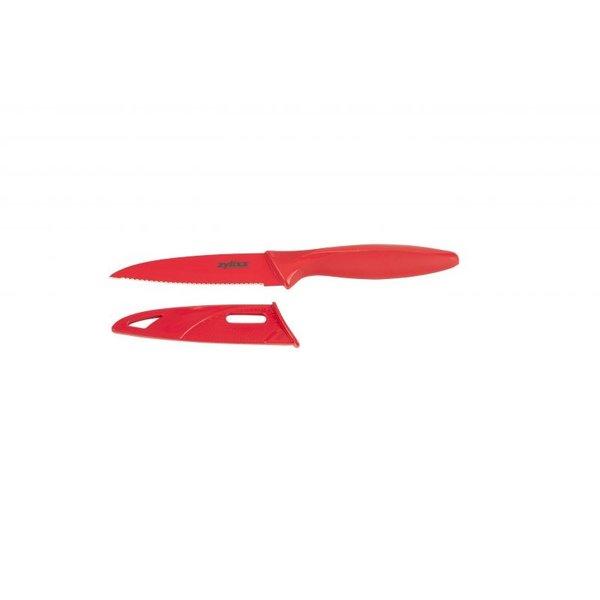 ZYLISS Нож с назъбено острие и предпазител - 10см