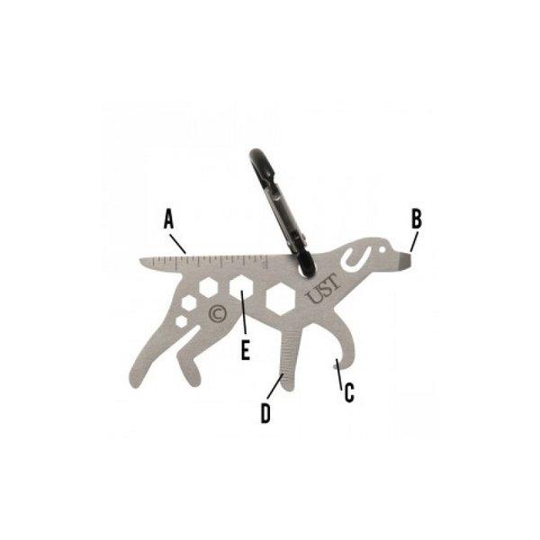 Мулти-функционален уред с форма на Куче