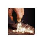 Магнезиева запалка BlastMatch™, черен цвят