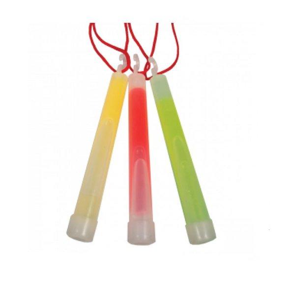 Светещи пръчки, 10см, 12 броя