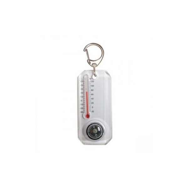 Ключодържател с компас и термометър