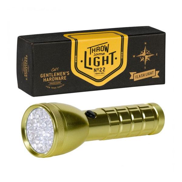 Фенер Gentlemen's Hardware - Throw Some Light
