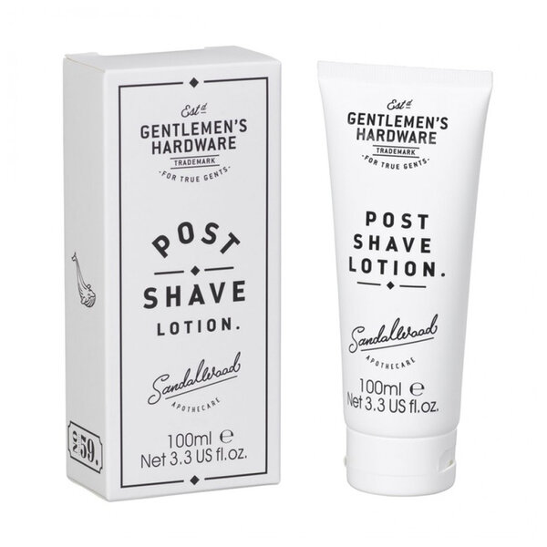 Лосион за след бръснене Gentlemen's Hardware - Aftershave
