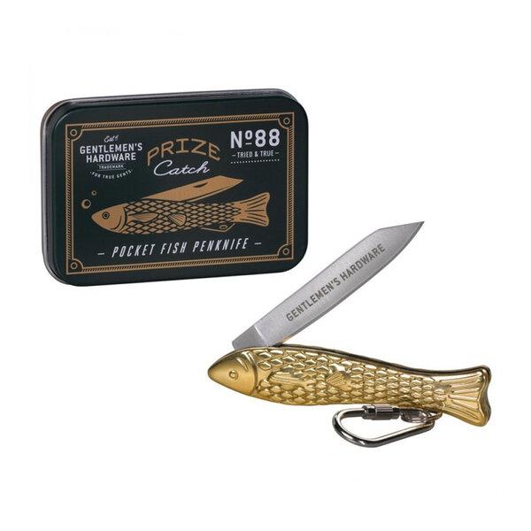 Джобно ножче риба Gentlemans Hardware