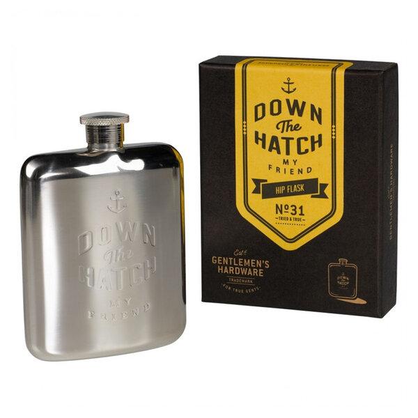 """Манерка Gentlemans Hardware - """"Down The Hatch"""""""