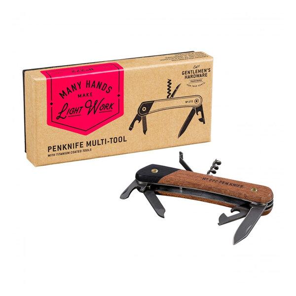 Джобно ножче, мулти-инструмент Gentlemen's Hardware