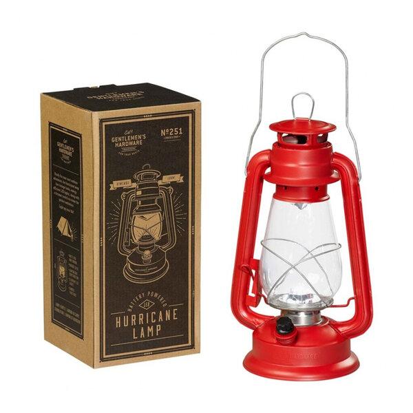 Винтидж лампа Gentlemen's Hardware - Hurricane Lamp