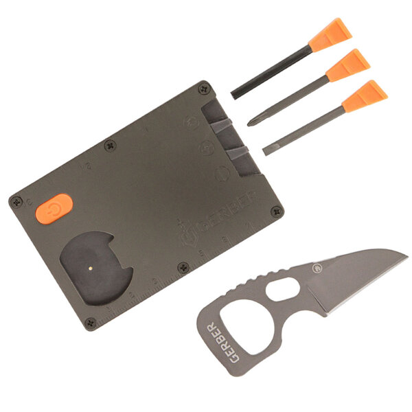 Мултифункционален инструмент Gerber Bear Grylls - Card Tool