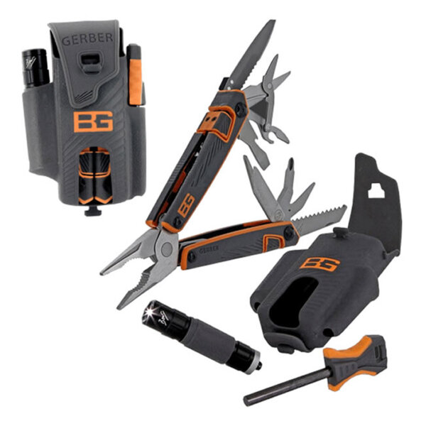 Мултифункционален инструмент Tool Pack Bear Grylls