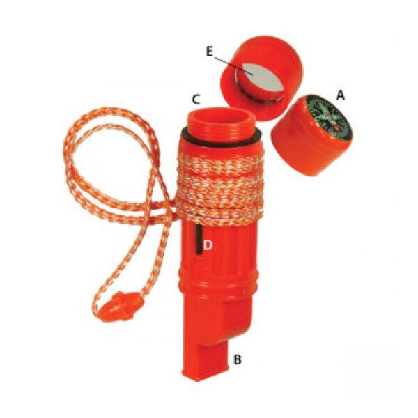 Мулти-функционален уред за оцеляване, 5-в-1