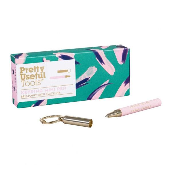 Мини Пишещо Средство - Висулка за Чанта Pretty Useful Tools, цвят Jungle Green
