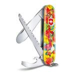 Швейцарски джобен нож Victorinox Children Set, Parrot Edition