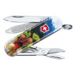 Швейцарски джобен нож Victorinox Classic LE 2020 I Love Hiking