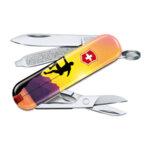 Швейцарски джобен нож Victorinox Classic LE 2020 Climb High