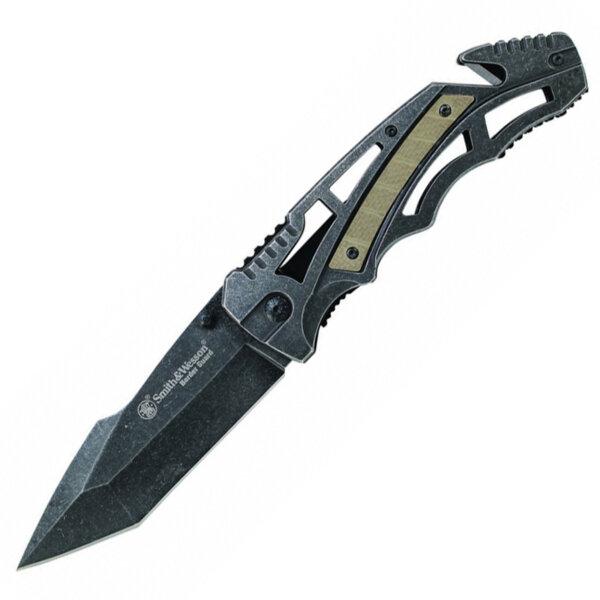 Тактически нож SWBG8T SMITH&WESSON