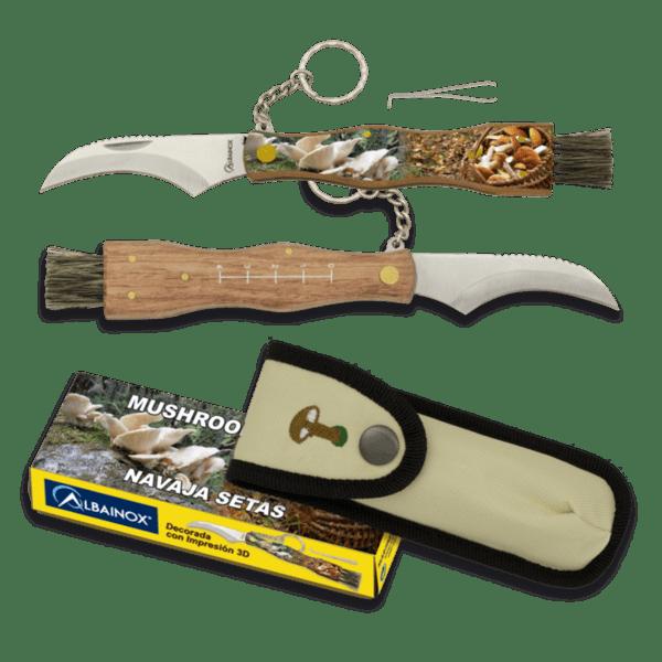 Сгъваем нож Martinez Albainox - 18210, за гъби