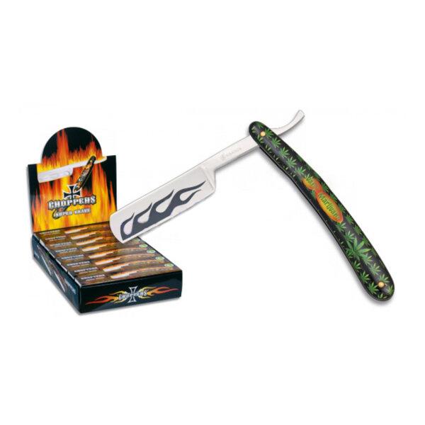 Сгъваем нож-бръснач Martinez Albainox - Marijuana 10981
