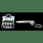 Джобен нож ключодържател револвер Martinez Albainox