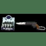 Джобен нож ключодържател револвер 19621 Martinez Albainox