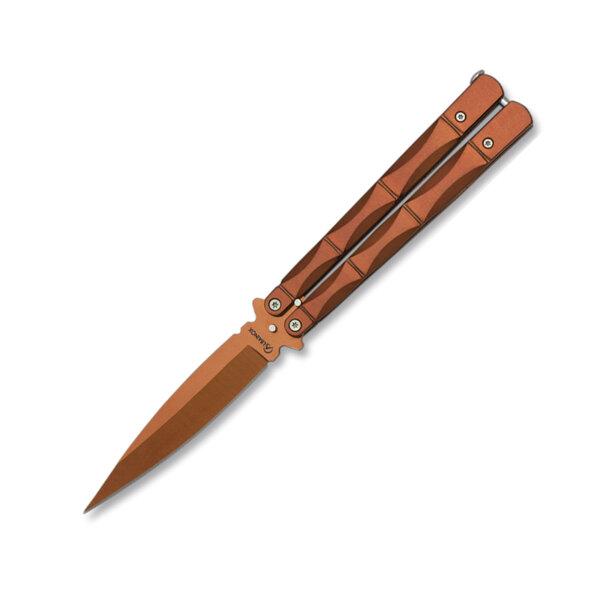 """Сгъваем нож тип """"пеперуда"""" Martinez Albainox - 02117"""